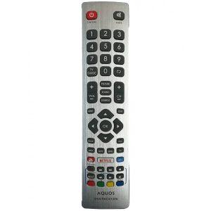 Telecomanda Sharp NETFLIX RMC0120N